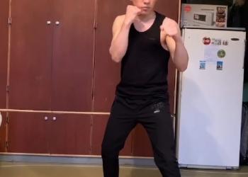 Онлайн-школа по боксу