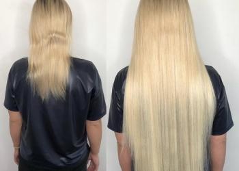 Наращивание волос, кератиновое восстановление,татуаж