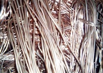 Лом и отходы цветных металлов, металлом