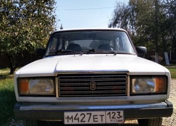 ВАЗ 2107, 2007