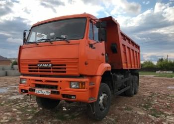 КАМАЗ 6522 самосвал