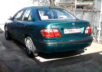 Nissan Almera, 2001г/в продаю