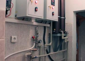 Котлы индукционные нового поколения от 3 кВт до 250 кВт