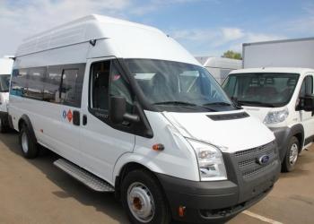 Городской микроавтобус Ford Transit(19+6)