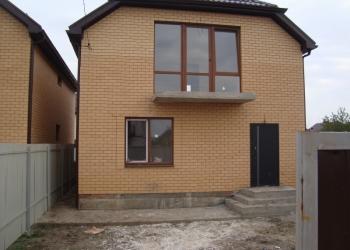 Новый кирпичный дом в Северном г.Краснодар
