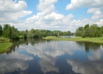 Земельный участок у реки для дачи