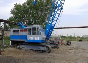 Продам краны ДЭК-251, МКГ-25БР