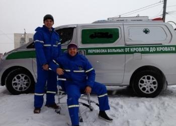Перевозка, транспортировка лежачих больных