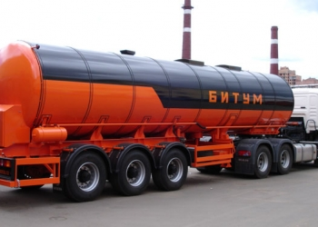 Битумовоз, перевозка и транспортировка битума