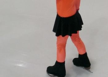 тренировочное платье для фигурного катания