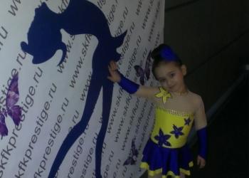 Платье для фигурного катания на выступление