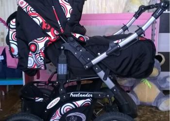 """Детская коляска трансформер""""Happych"""""""
