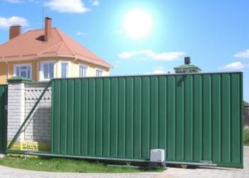 Шлагбаумы, ворота, ограждения, автоматика, электрика - «под ключ»