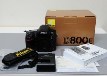 Nikon D800E 36.3MP Цифровые зеркальные камеры