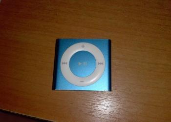 Плеер Apple без зарядного устройства