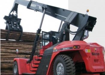 Мультистакер для перегрузки брёвен SANY SRSW31C