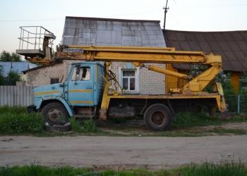 Продаю Автовышку на базе ЗИЛ, 1997 г, 18 метров, телескопическая. Двигатель турб