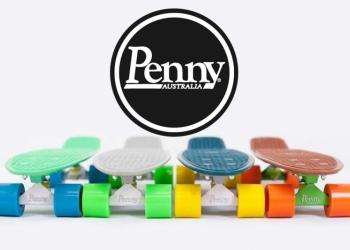 """Здесь! Оригинальные Лонгборды Penny Board 22"""" 27"""""""