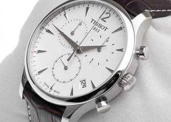 Классические часы Tissot в Санкт-Петербурге