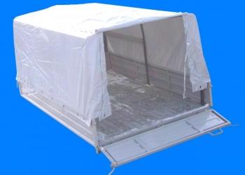 Тентованный кузов для ГАЗ 3302 в сборе