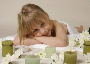 Детский лечебно-оздоровительный массаж