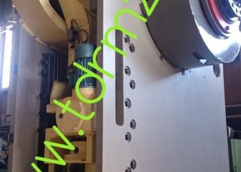 Пресс механический кривошипно-шатунный эксцентриковый КГ2132 КВ2132 усилие 160 т