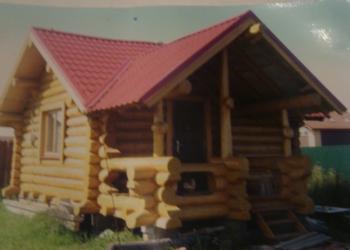 Срубы, брусовые дома, фундаменты
