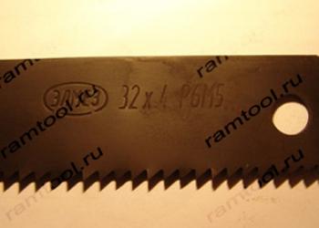 Полотно ножовочное машинное 450х32х2 Р6М5