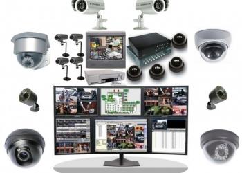 Установка Настройка Видео Наблюдения