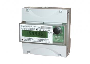 Приборы учета электроэнергии (счетчики)