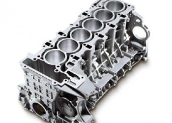 Сварка блока двигателя
