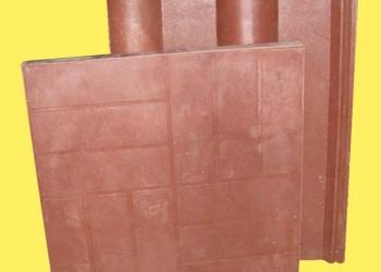 Полимер песчаная плитка
