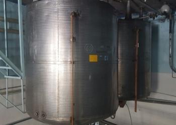 Компания Самикс продаёт резервуары для созревания сливок