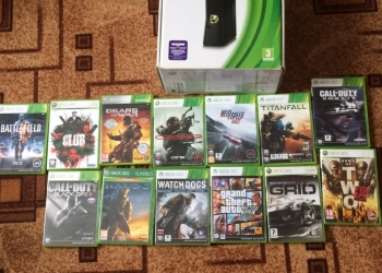 Xbox360slim 500Gb