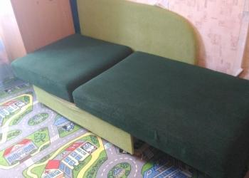 Продам диван большой двухместный раскладной и детский