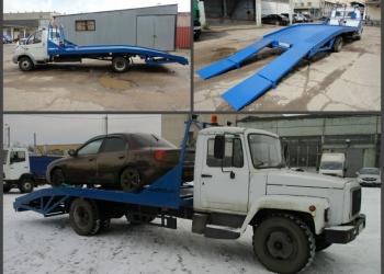 Установка эвакуаторной платформы на ГАЗон Некст, ГАЗон 3307, ГАЗон Садко 3308.