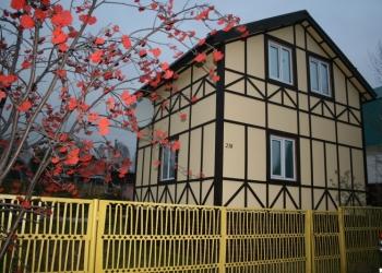 Дом из SIP-панелей 70 кв. м