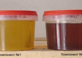 Эпоксидный клей ВК-9