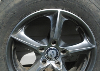 Литые диски SUZUKI Grand Vitara R-16