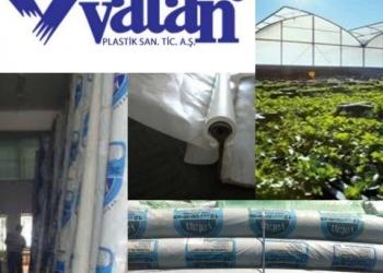 Тепличная плёнка Vatan. Израиль, Россия и др