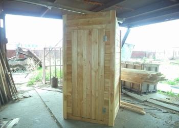 Продам деревянные туалеты