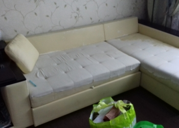 Перетяжка ремонт мебели на дому