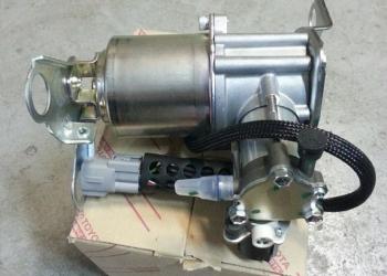 компрессор  пневмоподвески toyota land cruiser prado120