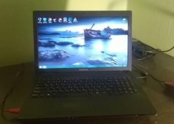 Игровой ноутбук Lenovo G505