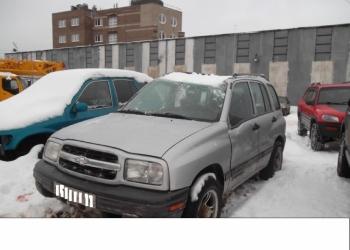 Запчаси Б/У для Chevrolet Tracker 1998-2004