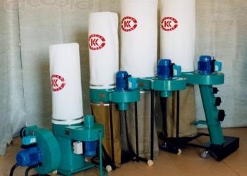 Аспирационная фильтровальная установка, циклон, стружкоотсос