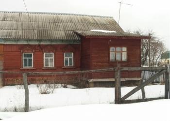 Продам часть дома в Серпуховском р-не, д. Дернополье