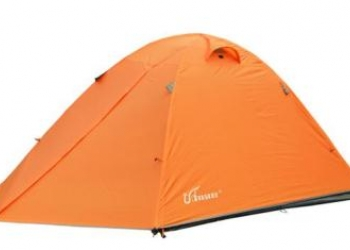 палатки и матрасы