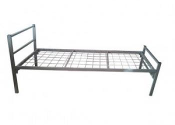 Дешевые кровати металлические, кровати для общежитий и хостела, кровати оптом
