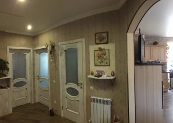 новый дом с ремонтом мебелирован